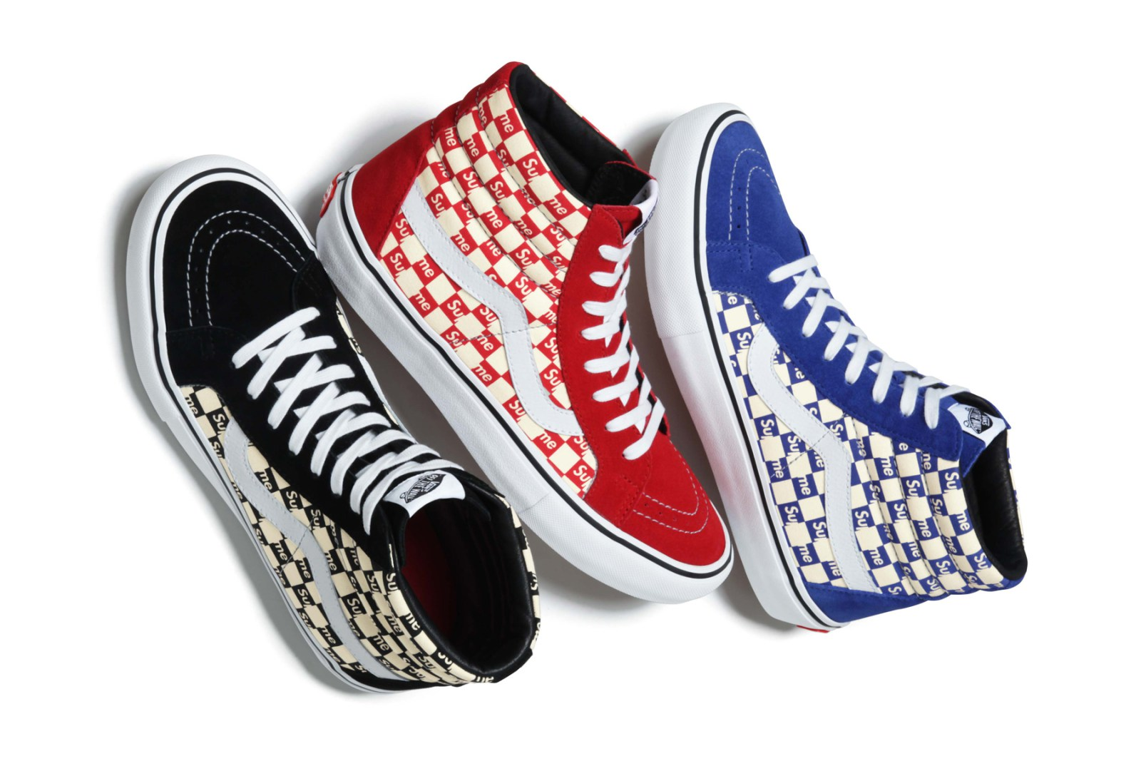Supreme X Vans Is Back And Its Better